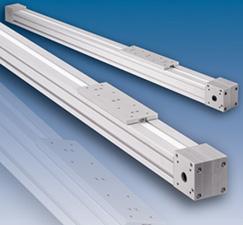 Belt-driven-linear-unit