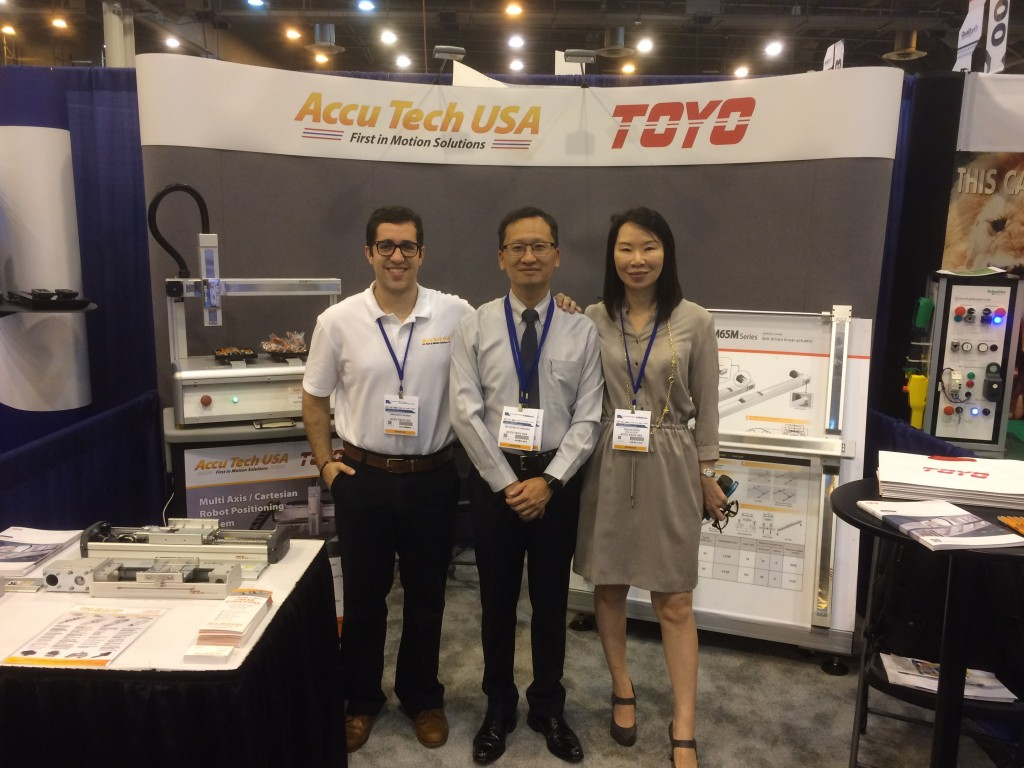 Accu-Tech USA Attends ATX Texas 2015