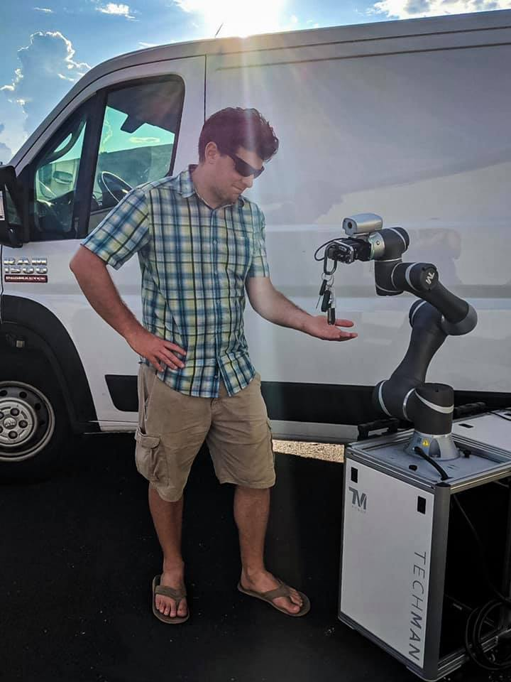 TechMan Robot Roadshow